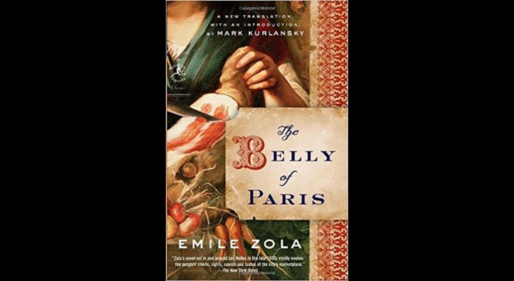 Cover of The Belly of Paris by Emile Zola