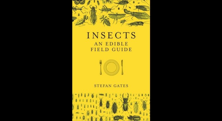 Insects: An Edible Field Guide by Stefan Gates